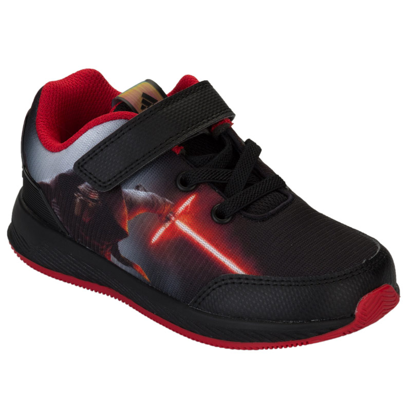 huge selection of 89341 65597 Adidas Star Wars Kylo-Ren EL Infants (blackred)