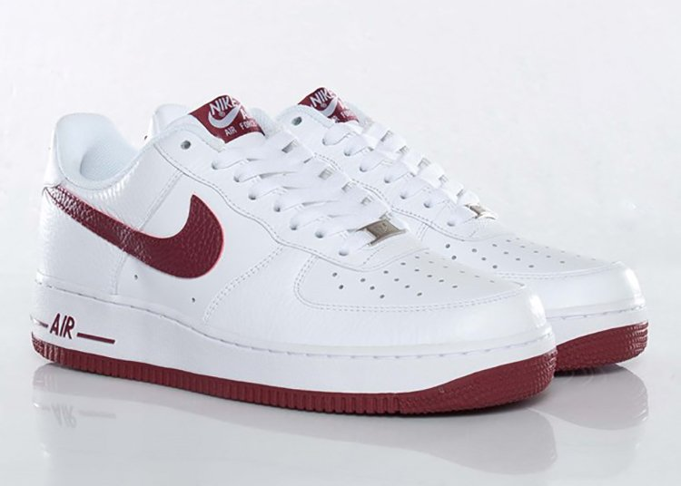 Air Force 1 Low (118blancotm red) manelsanchez.pt