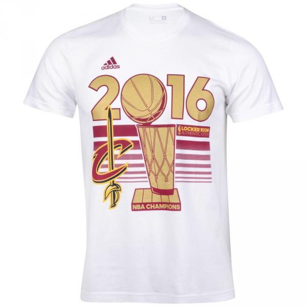 Adidas Cleveland Nba Champion 2016 Cavaliers Camiseta