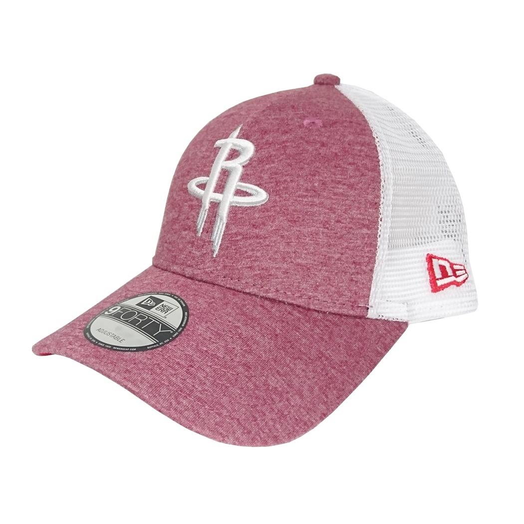 info for 94fec a91cd New Era Houston Rockets Summer League 9Forty Trucker Cap