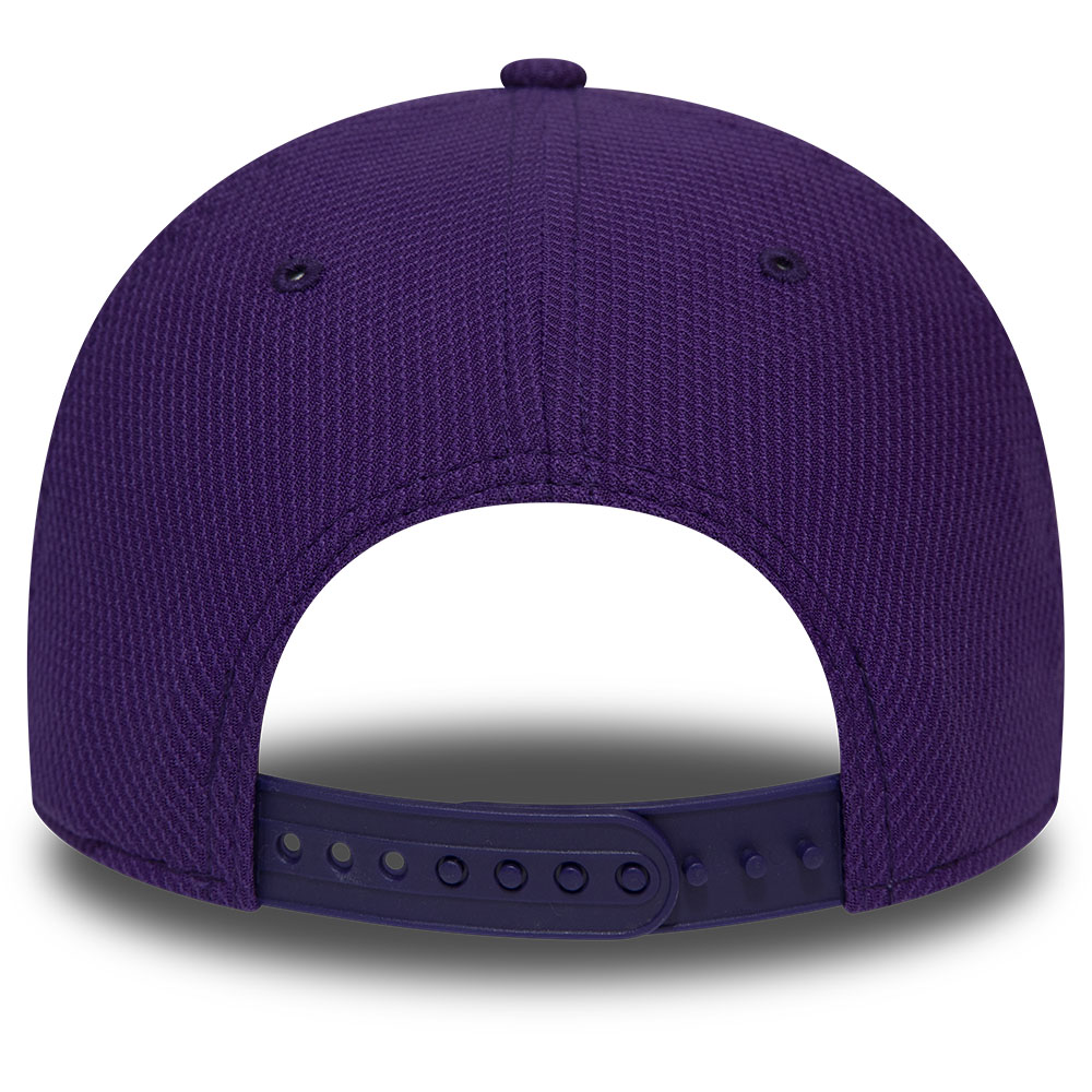 New Era 9Forty Cap DIAMOND Los Angeles Lakers lila