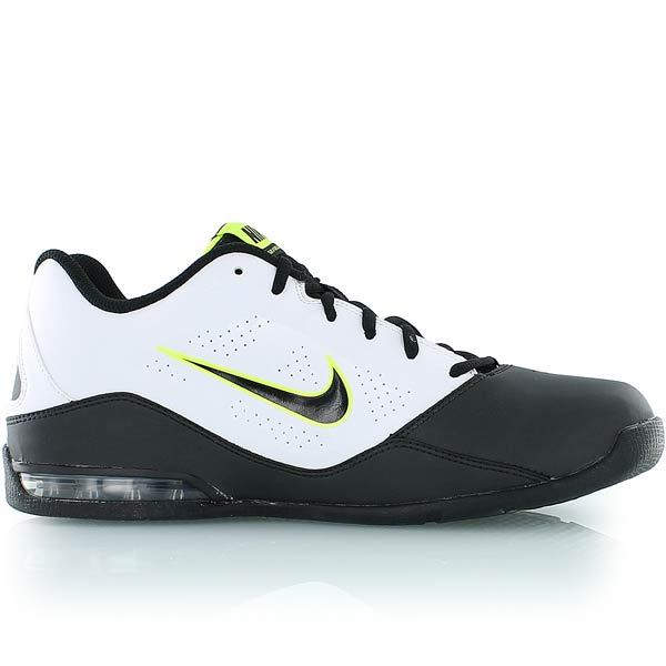 Nike Air Max Full Court  Black Basketball Shoes