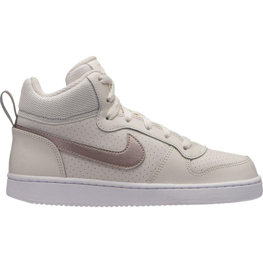 Nike Court Borough Mid (GS) \