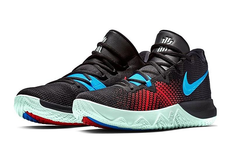 Tênis Nike Kyrie Flytrap III Masculino Preto e Vermelho