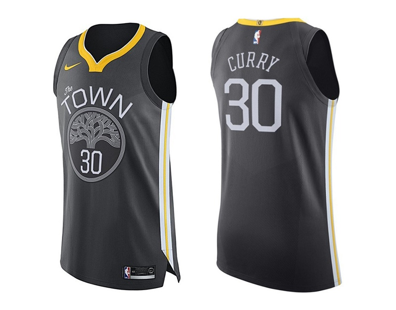 pretty nice 338f6 751f1 Nike NBA Authentic Golden State Warriors Curry #30#