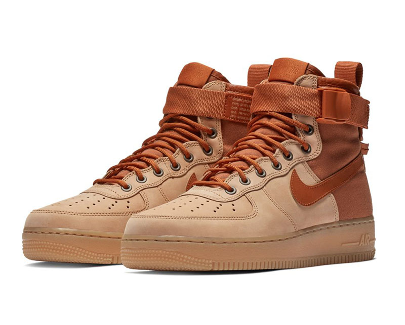 Nike SF Air Force 1 Mid Winter Boot