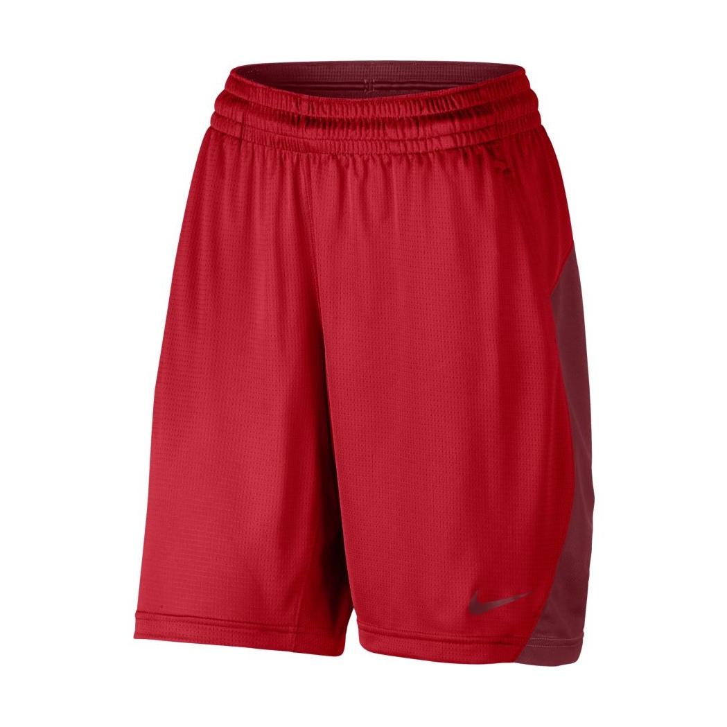 13f37892a Nike Women's Basketball Short (657/university red/team red)