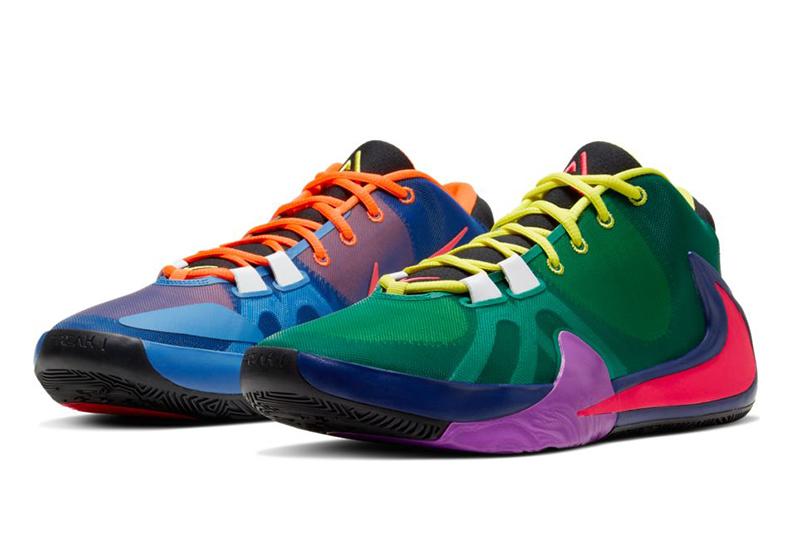 Viscoso Conflicto Personificación  Nike Zoom Freak 1 Antetokounmpo