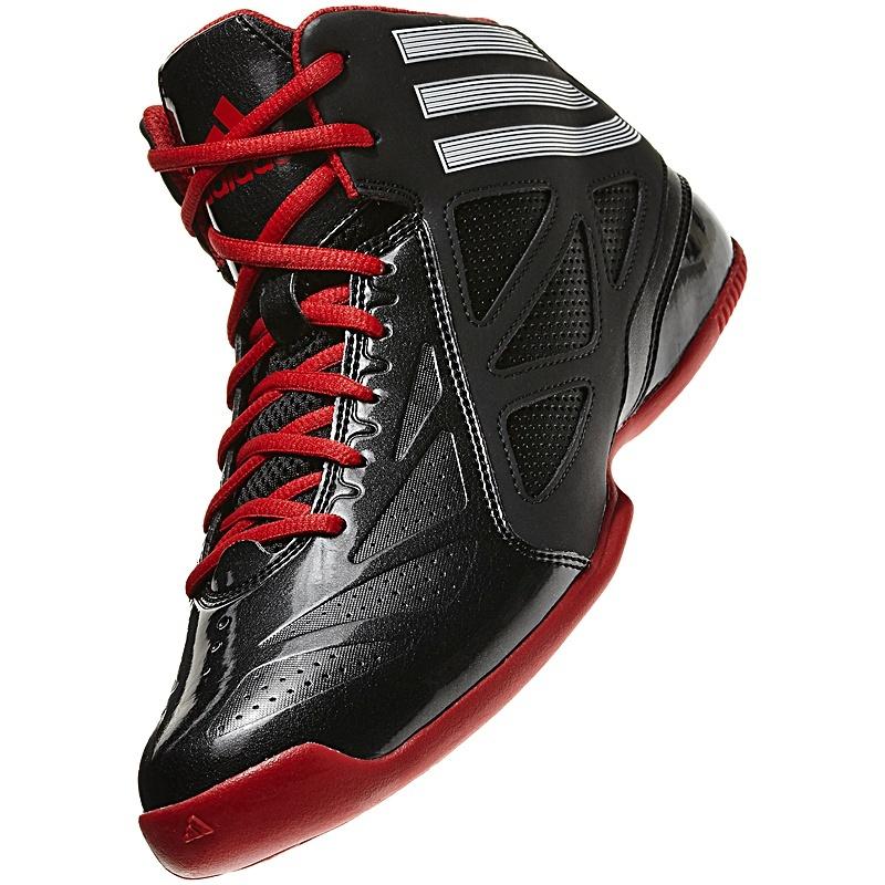 Adidas NXT LVL Spd 2 (pretovermelhobranco)