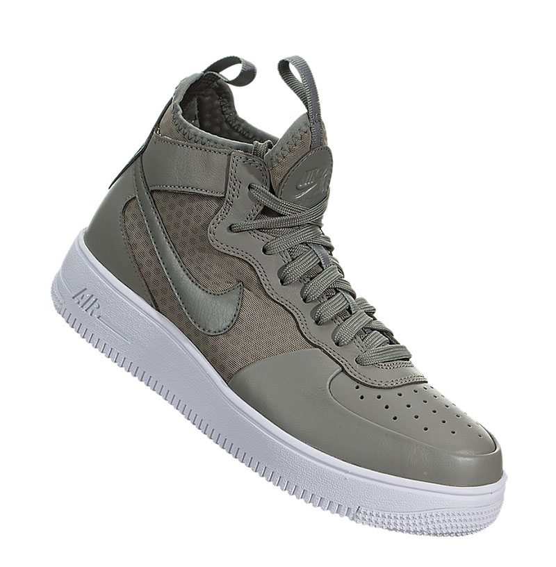 Women's Nike Air Force 1 Ultraforce Mid Top (004)
